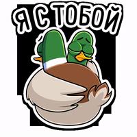 Утя :: @stickroom