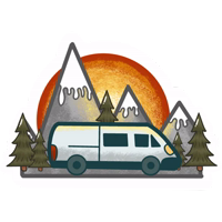 VANLIFE Russia by @inessamudrova