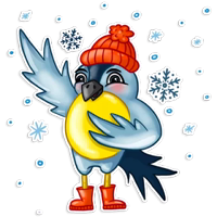 Зимняя Парочка